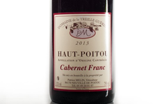 Haut Poitou Rouge Domaine de La Treille Guérin