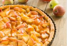 Tarte aux pommes à la Gelée de coings Bonne Maman®