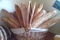 la ferme du bois du treuil,  Baguette au levain