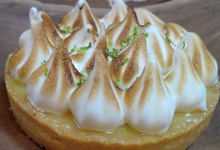 Les douceurs d'Angela, tarte citron meringuée