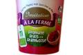 Fromage Frais Framboises