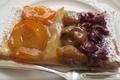 Maison Bigot, tarte aux fruits