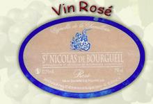 vignoble de la Chevallerie, vin rosé