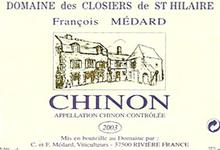 domaine des closiers de Saint-Hilaire, cuvée tradition