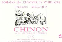 domaine des closiers de Saint-Hilaire, le rosé