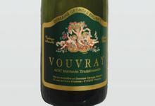 domaine Brunet, Vouvray AOC Méthode Traditionnelle réserve Extra-Brut