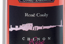 Couly-Dutheil, rosé René Couly