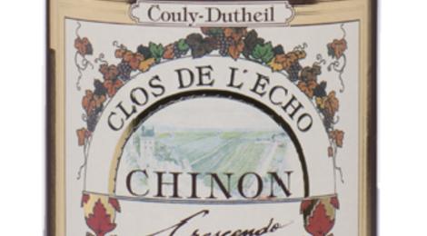 Couly-Dutheil,  Clos de l'echo, Crescendo