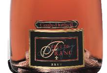 Couly-Dutheil, Brut de Franc (rosé brut)