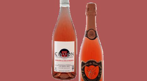 Domaine de Beauséjour, chinon rosé