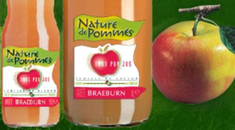 jus de pomme Braeburn