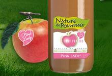 jus de pomme pink lady