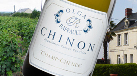 Olga Raffault, Cuvée de Chinon Blanc « Le Champ-Chenin »