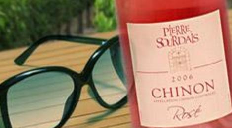 Pierre Sourdais, Le rosé