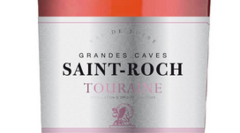 Grandes Caves St Roch   Touraine Rose
