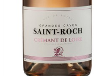 Grandes Caves St Roch   Cremant De Loire Rose