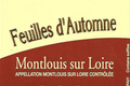 """Domaine Mosny, """"Feuilles d'automne"""""""