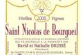 Nathalie et David Drussé, cuvée les vieilles vignes