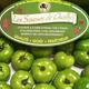 Tomates anciennes tigrées vertes, Les Saveurs de Chailly
