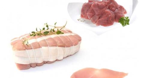 viande de Veau Charolais élevé sous la mère en Touraine