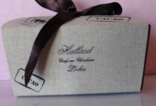 confiserie Hallard, Ballotin de chocolats