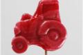 confiserie Hallard, Sucette – Tracteur