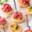 Mini-quiches aux pommes de terre, brocolis et Jambon de Parme