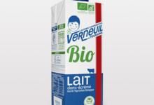laiterie de Verneuil, Lait UHT ½ écréme BIO
