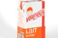 laiterie de Verneuil, Lait UHT entier