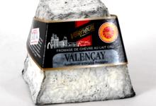 laiterie de Verneuil, Le Valençay AOP