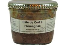 Pâté de Cerf à l'Armagnac