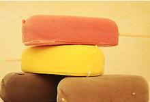 Ferme de la Gautraie, batonnets de glace au lait frais