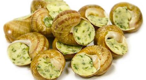 l'escargot du Plessis, Assiette d'Escargot