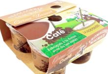 fromagerie Maurice, Crème dessert café