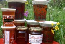 les ruchers de la Maulne, Le miel de châtaignier