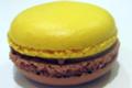 Patrick Migeon, macaron choco-banane