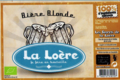 Bière Blonde La Loère