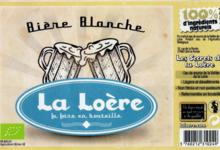 Bière Blanche La Loère