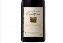 Saumur Champigny L'Exceptionnel de Paul Buisse