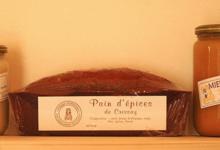 le miel de Crissay, pain d'épices