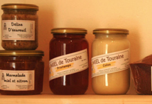 le miel de Crissay, marmelade miel et citron