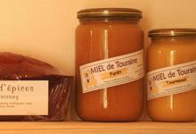 le miel de Crissay, miel de Touraine de tournesol