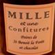Poires de St Benoit la Forêt et chocolat