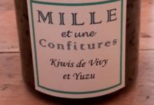 Kiwis de Vivy et Yuzu