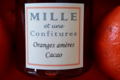 Oranges amères et pur cacao