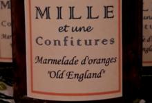 """Marmelade d'oranges """"Old England"""""""
