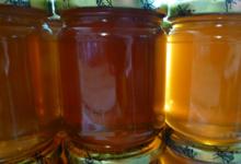 les abeilles de Papae, miel d'acacia