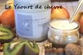 le yaourt de chèvre