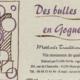 Cyrille Sevin, Les Bulles en Goguettes