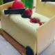 Mousse de cheesecake